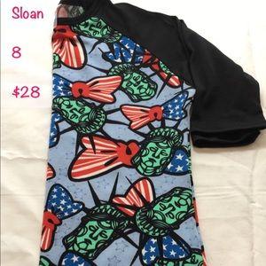 LuLa Roe Sloan shirt